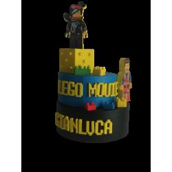 LEGO MOVIE TORTA IN...