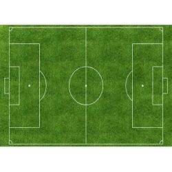 Cialda Campo di Calcio