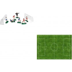 Cialda Campo di Calcio +...