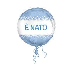 """PALLONE FOIL 18"""" E' NATO..."""