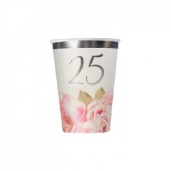8 Bicchieri 25°Anniversario...