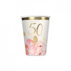 8 Bicchieri 50°Anniversario...