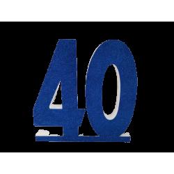NUMERO 40 DI POLISTIROLO...
