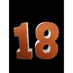 18 DI POLISTIROLO...
