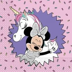 Tovaglioli Minnie Unicorno
