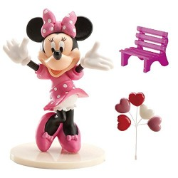 Minnie Cake Topper kit per...