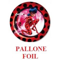 "PALLONE FOIL 18"" LADYBUG"