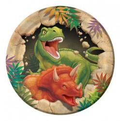 Piatti Dinosauri