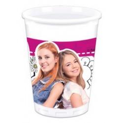 Bicchieri Maggie e Bianca