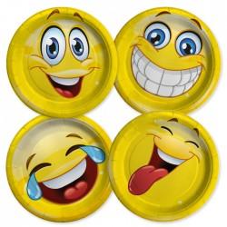 Piatti Emoticons Smile