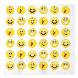 Tovaglioli Emoticons Smile