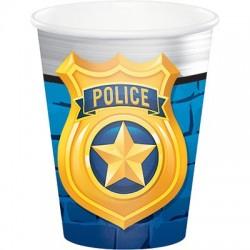 Bicchieri Polizia