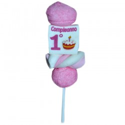 SPIEDINO MARSHMALLOW...