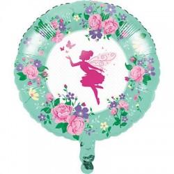 Pallone foil Fatina floreal...