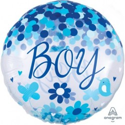"Pallone foil boy 28"" Gender..."