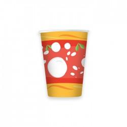 Bicchieri di carta PIZZA PARTY