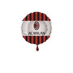 Pallone foil AC Milan
