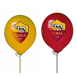 Palloncini Lattice AS Roma...
