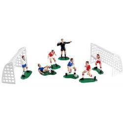 Kit Calcio 2 Porte e 5...