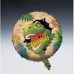 Pallone foil Dinosauri