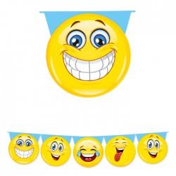 FESTONE SAGOMATO Emoticons...