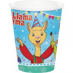 Bicchieri Llama Party