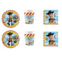 Festa base per 40 Toy Story 4