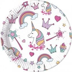Piatti Unicorn Magic