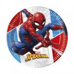 Spiderman Super Hero Piatto...
