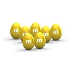 Confetti M&M'S GIALLI 500 gr