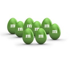 Confetti M&M'S VERDI 500 gr
