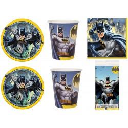 Batman Kit con tovaglia...