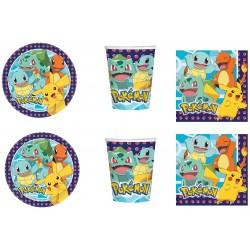 Pokemon Kit Base Festa Bambini