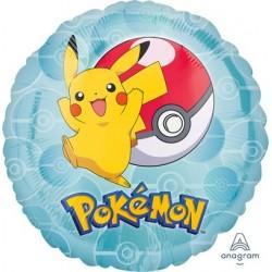 Pallone foil Pokemon