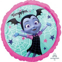 Pallone foil Vampirina