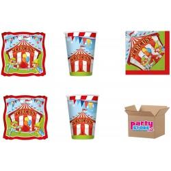 Circus Party Kit Base Festa...