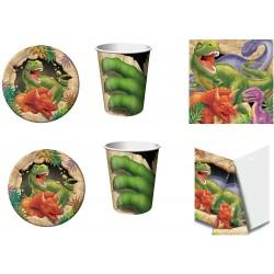 Dinosauri Kit con tovaglia...