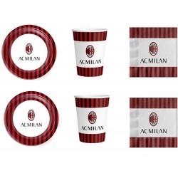 A.C. Milan Calcio Kit Base...