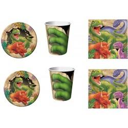Dinosauri Kit Base Festa...