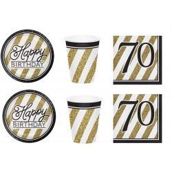 Compleanno 70 anni Black &...