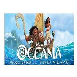 Cialda per torta Oceania...