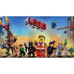 Cialda per torta Lego Movie...