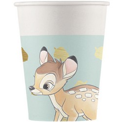 Bicchieri Bambi da 200 ml