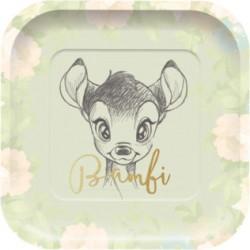 Piatti Bambi  Sagomati da...