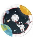 ARTICOLI FESTA TEMA Outer Space,ARTICOLI ADDOBBO TAVOLA Outer Space