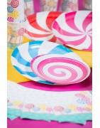 coordinati monocolore - articoli per feste