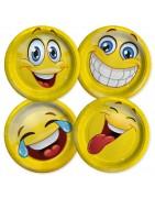 articoli personalizzati per feste , festa a tema Emoticons