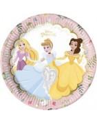 articoli personalizzati per feste , festa a tema Principesse disney